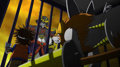 Episodes list of Digimon Xros Wars | Series | MySeries