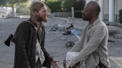 Fear the Walking Dead S05E10 210 Words Per Minute