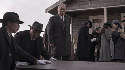 The Terror S02E01 Infamy: A Sparrow in a Swallow's Nest