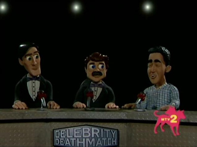 Celebrity Deathmatch | 90s Cartoons Wiki | FANDOM powered ...