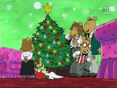 Arthurs Perfect Christmas.Episodes List Of Arthur Series Myseries