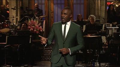 Saturday Night Live S44E15 Idris Elba / Khalid