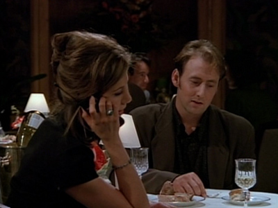 heeft Ross en Rachel dating in het echte leven