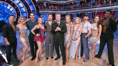 Dancing with the stars season 18 poster