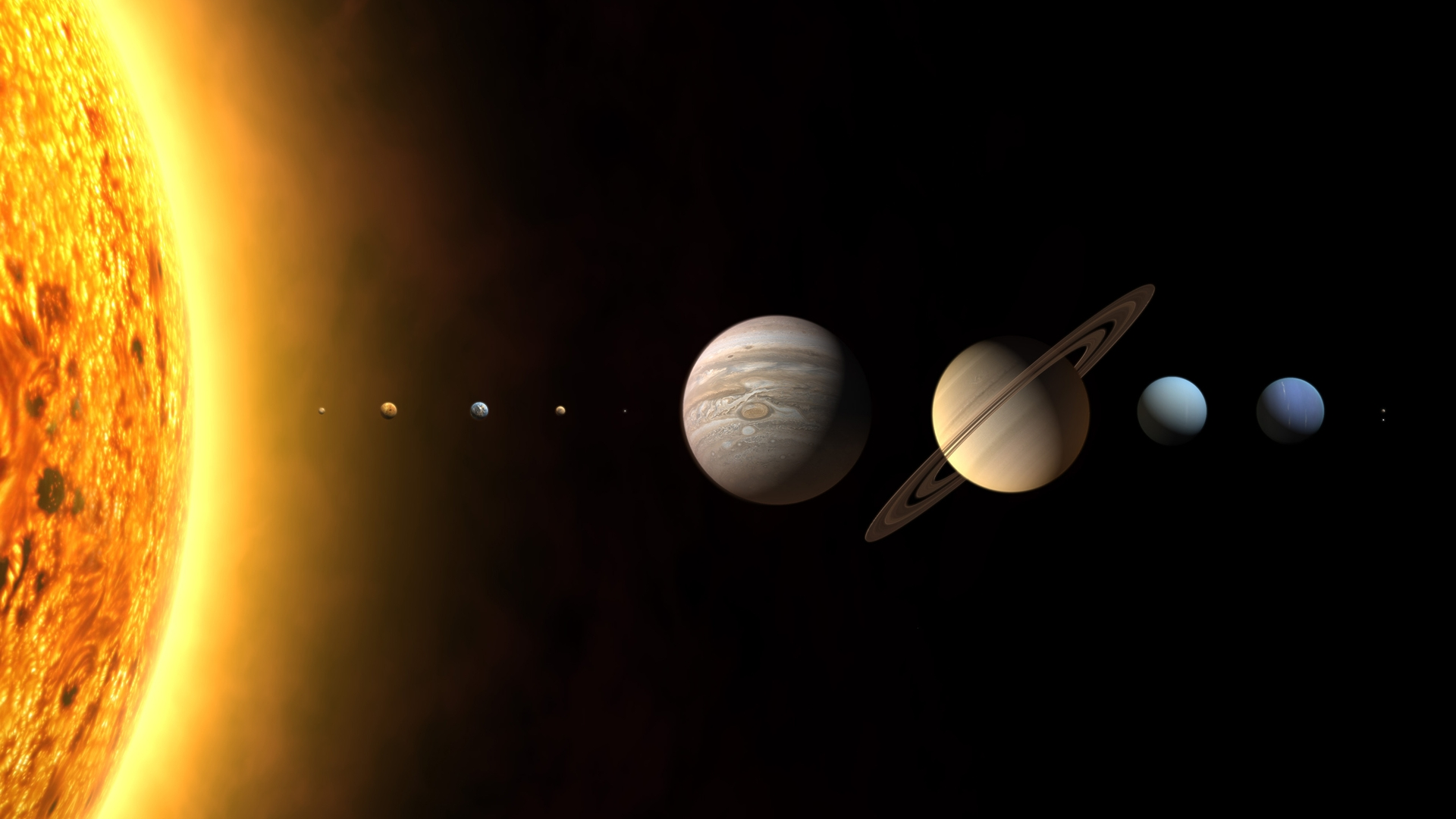 planets orbit time - HD 1920×1080