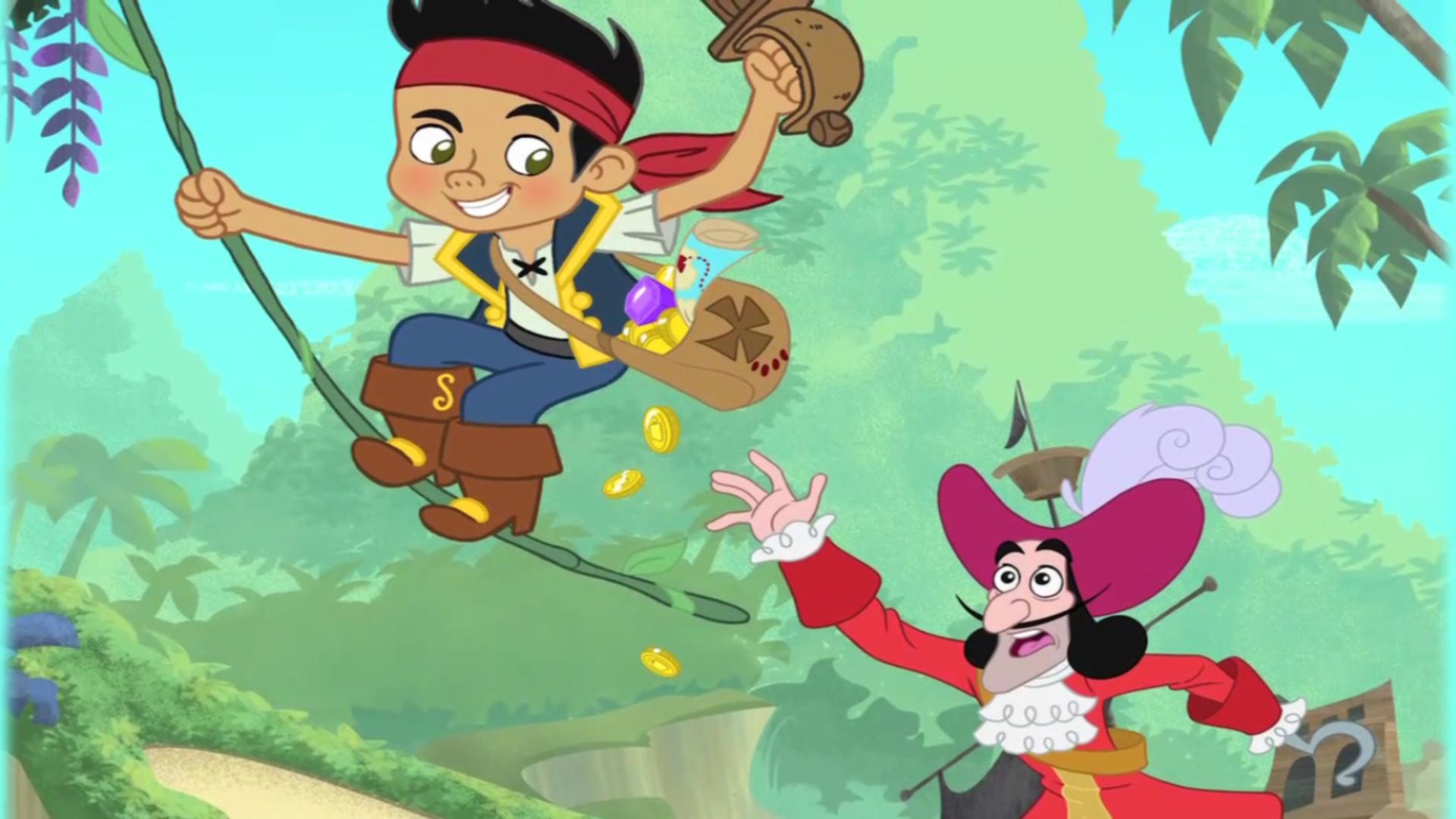 Джейк и пираты нетландии новые серии 2017 года хорошего качества