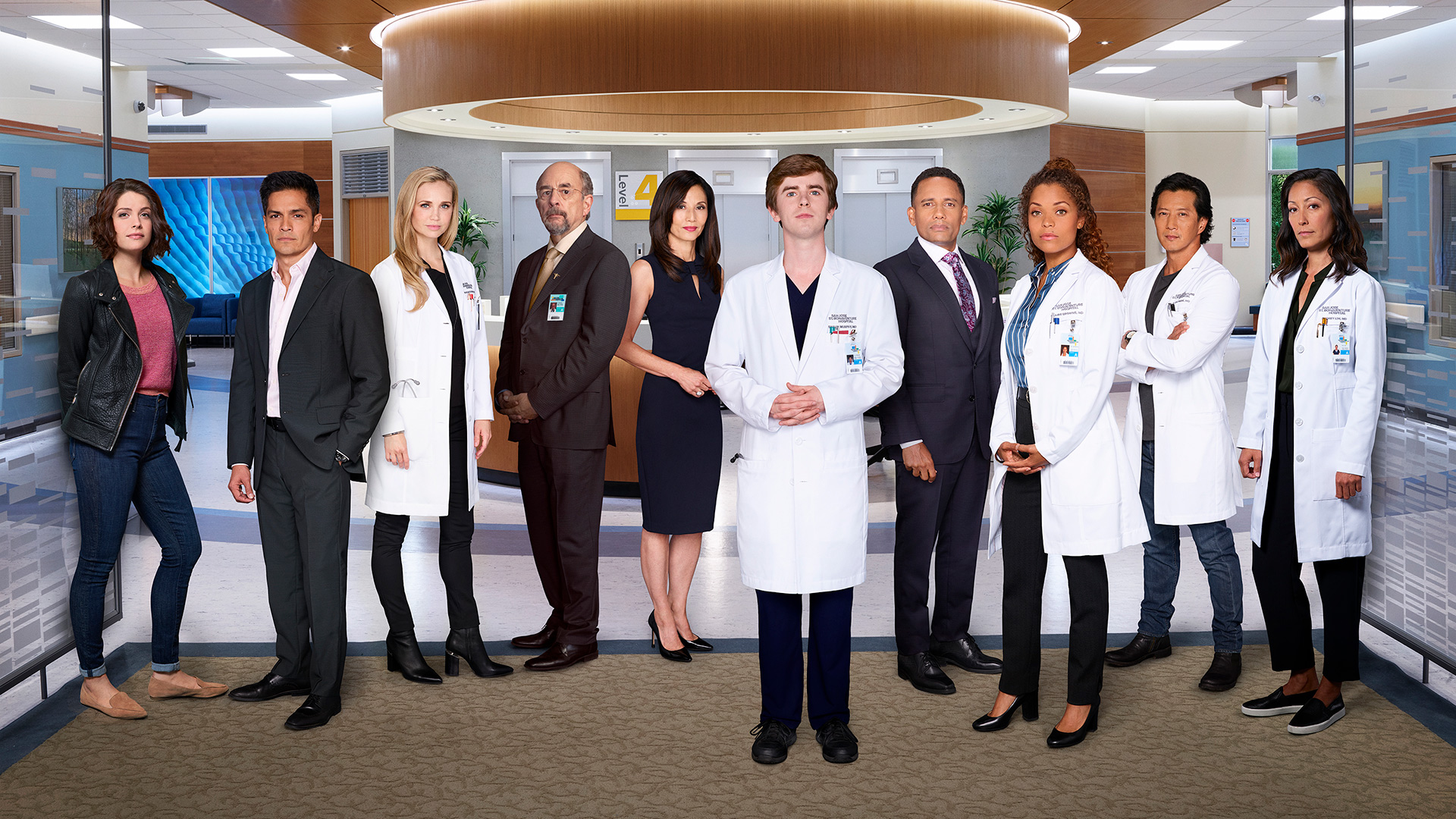The Good Doctor (3x09) Series Online Espanol