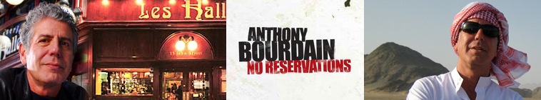 Reminder No Reservations Azores Anthony Bourdain - 758×140