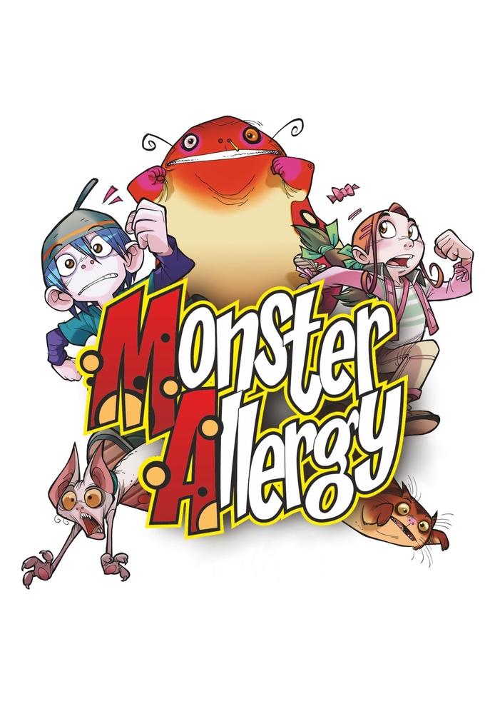 Monster Allergy  S01-02