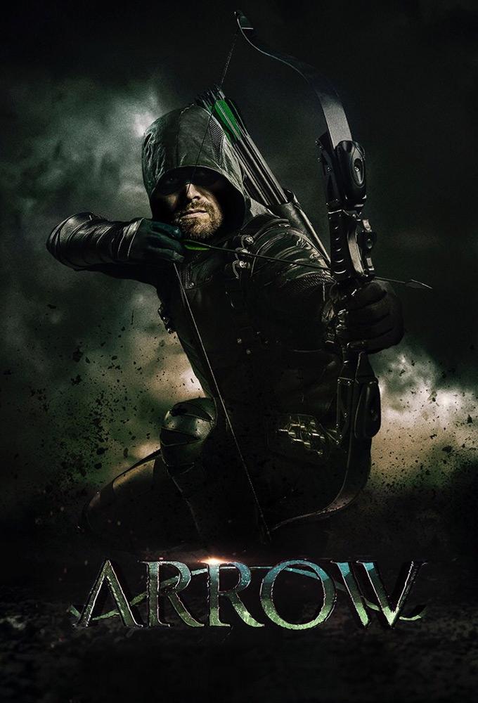 Arrow – 6ª Temporada Completa WEB-DL 720p e 1080p — Dual Áudio