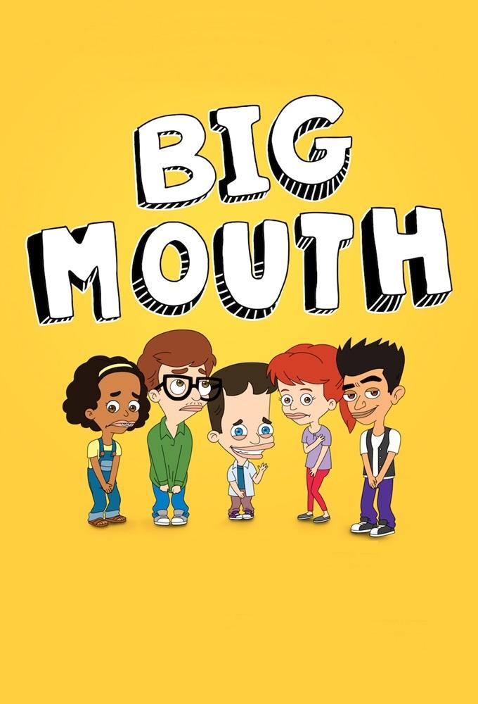 დიდი პირი / Big Mouth - სეზონი 1 (ქართულად)