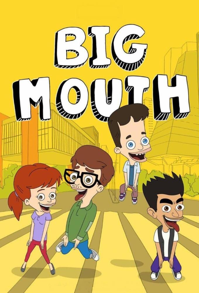 დიდი პირი / Big Mouth - სეზონი 2 (ქართულად)
