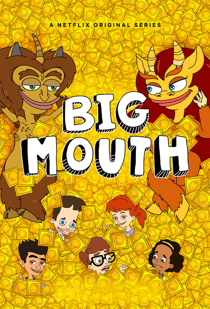 Big Mouth 2017 [Sezon 2] [720p] [WEB.x264]  [Dubbing PL]