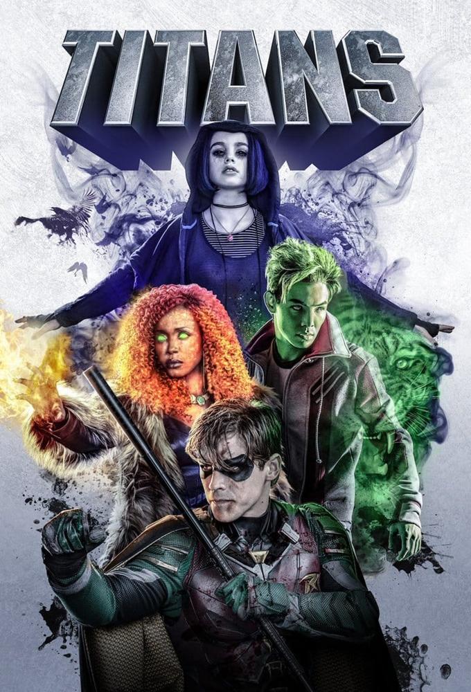 ტიტანები / Titans - სეზონი 1 (ქართულად)