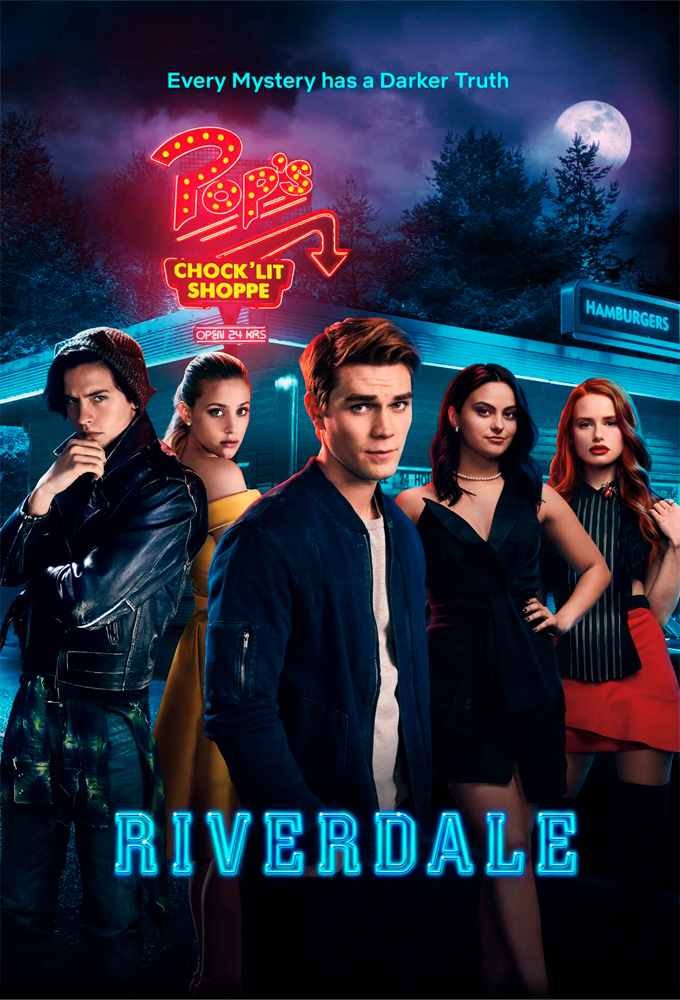 რივერდეილი / Riverdale - სეზონი 3 (ქართულად)