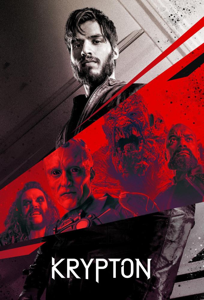 Krypton Season 2 (2019) New Episodes ( Drama Action Science-Fiction )                          <span class=