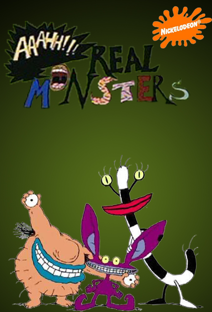 Aaahh!!! Real Monsters Artwork @ TheTVDB