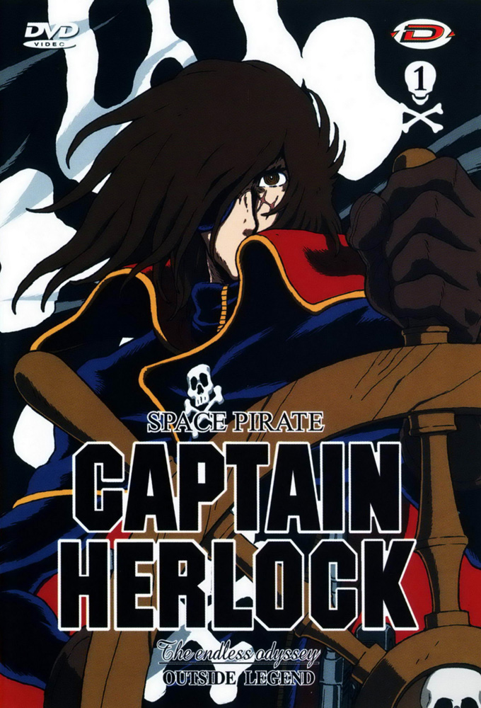 Capitulos de: Capit�n Harlock: The Endless Odyssey