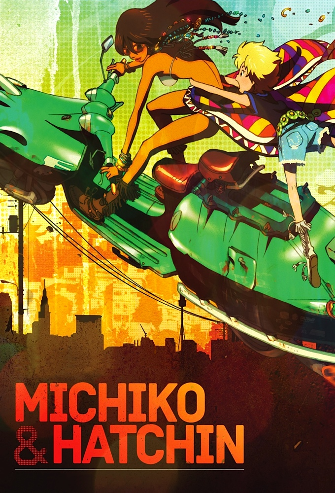 Michiko and Hatchin  S...