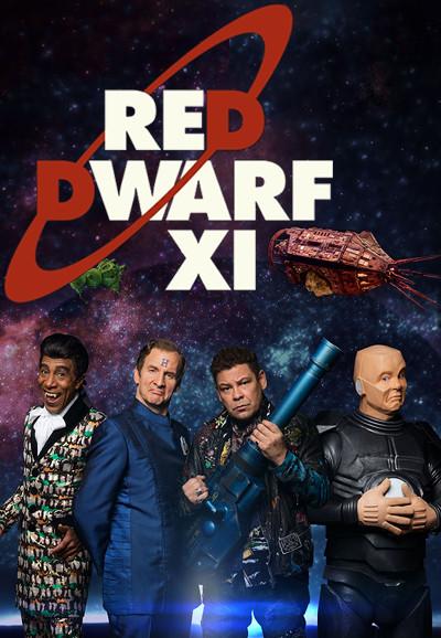 red dwarf season 11 - 400×578