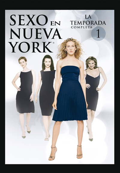 Sex and the City Season 1 Episode 1, when Carrie meets Mr. Big for the ...